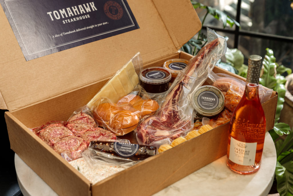 Tomahawk BBQ Pack